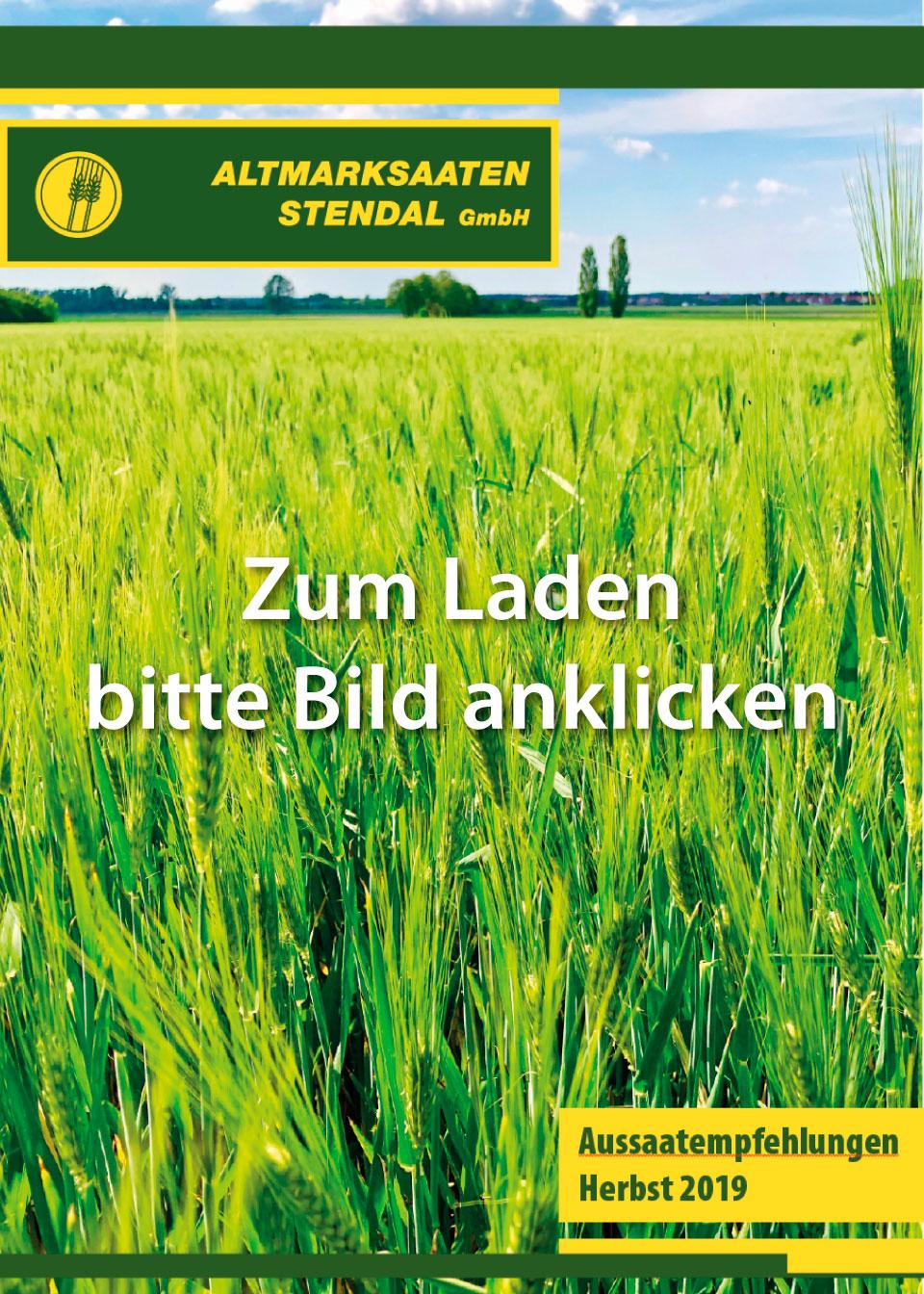 Download 2019 Herbst Katalog Aussaatempfehlungen, Altmarksaaten