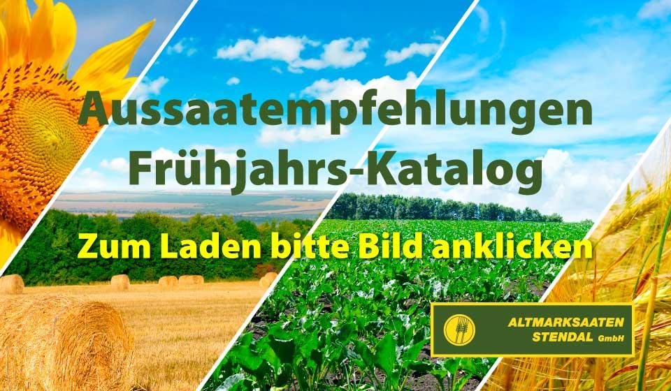 Aussaatempfehlungen für das Frühjahr für Ihre beste Aussaat von Altmarksaaten Stendal GmbH
